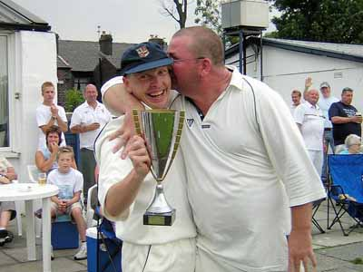 2nd XI Cup Success 2004