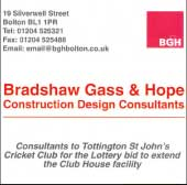Bradshaw Gass and Hope