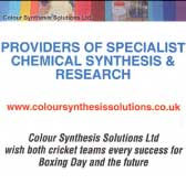 Colour Synthesis Solutions